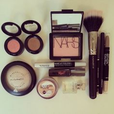 purematte #fotd #makeup #urbandecay #nakedpalette #mac #nars
