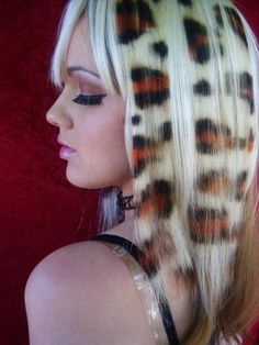 Who doesn't love some animal print?!