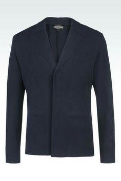 Armani Runway knit jacket