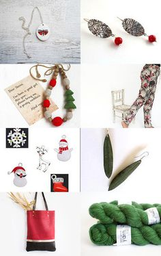 Just for Christmas by shmulikbenshushan on Etsy--Pinned with TreasuryPin.com