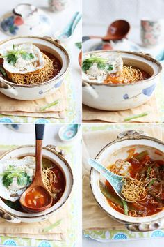 American Chopsuey do not add onions or eggs tastes great without onion or garlic or egg...,um