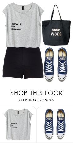 """Untitled #327"" by dreamer3108 on Polyvore featuring River Island, Converse and Venus"