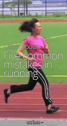 Fixing 5 Common Mistakes in Running