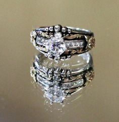 bob berg western rings wedding wedding of my dreams - Western Wedding Rings