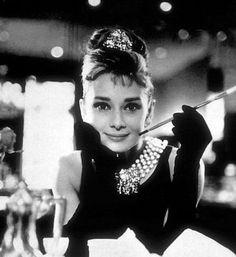 Audrey Hepburn | Breakfast at Tiffany's still