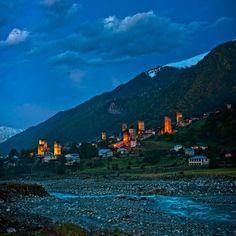 #Svaneti, Georgia