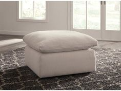 Savesto Oversized Accent Ottoman in 2 Colors 3 Piece Sectional Sofa, 3 Piece Sofa, Couches, Couch With Ottoman, Oversized Ottoman, Break Room, At Home Store, Signature Design, Soft Fabrics