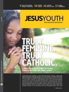Get your digital edition of JesusYouth International Newsletter Magazine…