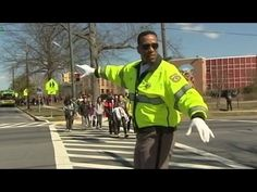 Millionaire NBA Hall Of Famer Working As A School Crossing Guard