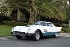 1956 Ferrari 410 Superfast