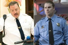 Pin for Later: Twin Movies: When Good Ideas Strike Twice Paul Blart: Mall Cop vs. Observe and Report