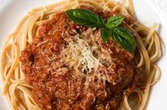 Spaghetti Bolognaise: A traditional continental/Italian pasta recipe