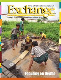 Child Care Information Exchange Magazine: The leading publication for early childhood professionals