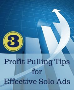 A lot of emphasis has been placed on how to write solo ads, but very little practical help on what to do to increase their effectiveness. While the writing of the ad is very important. Seo Marketing, Digital Marketing Strategy, Affiliate Marketing, Internet Marketing, Online Marketing, Advertise Your Business, Small Business Marketing, Business Tips, Solo Ads
