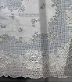 Antique Style: Hanky Primer #4 Appenzell Swiss Whitework Embroidery & Appenzell Style Hankies