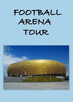 transfer to our football stadium PGE Arena and to the FUN Arena Football Stadiums, Tours, City, Beach, Fun, The Beach, Cities, Beaches, Hilarious