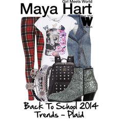 Mix and Match Like Riley and Maya | Disney Style