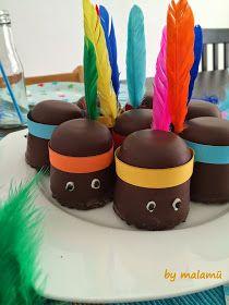 Einfach schöne Sachen...by malamü: Pow Wow-Geburtstag für kleine Männer