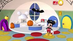 Baby Learn Colors | Mickey Mouse Color And Play, Minnie's Garden - Fall ...
