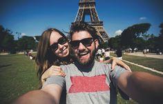Paris, França. Todos deveriam viajar com frequência;