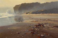 ARCHIVE - John Crump, Painter in Paradise