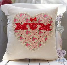 Mother's Day Present Gift Pillow Cover Cushion cover by FullColour