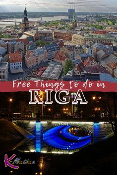Want to enjoy Riga but don't have much money? No problems! This list of FREE things to do in the beautiful Baltic capital of Riga in Latvia is just what you need! #europe #baltic #latvia #riga #free #thingstodo #budget #budgettravel #travel