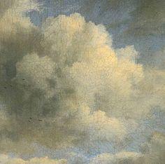 "yama-bato: "" Jacob Van Ruysdael, ca. 1670 Title View of Haarlem (detail) Also http://yama-bato.tumblr.com/search/Jacob+Van+Ruysdael%2C """