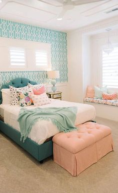 Girls bedroom Themes - 45 Unique Girls Bedroom Ideas for Small Rooms. Diy Bedroom Ideas For Small Rooms Bedroom Decor For Small Rooms, Trendy Bedroom, Bedroom Themes, Romantic Bedrooms, Unique Teen Bedrooms, Bedroom Ideas For Teen Girls Small, Teen Rooms, Romantic Room, Bedroom Ideas For Small Rooms For Teens For Girls