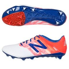 New Balance Furon Pro Firm Ground Football Boots White