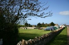 West Fleet Holiday Farm, Fleet Weymouth Dorset - A favorite holiday destination and camp site for families and children.  Beautiful location with outdoor heated swimming pool.