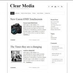 Clean & Minimal Design Web Design Portfolio by Martin Khan