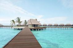 Indian Ocean Views From Ayada Maldives Resort