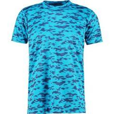 Adidas Performance FREELIFT Camiseta de deporte trace cargo zalando el-turquesa Poliéster