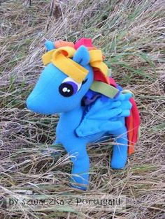 pony Rainbow Dash