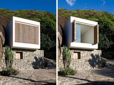 Casa Box by Alan Chu & Cristiano Kato - Photo Djan Chu from Archdaily