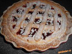 Babiččin mřížkový koláč