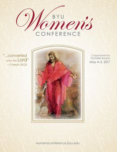 BYU Women's Conference Booklet 2017