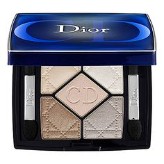 Dior - 5-Colour Eyeshadow - Incognito 030 - matte beige/ golden pearl/ matte peach/ taupe shimmer/ warm brown shimmer #sephora