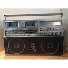 Sharp GF-555-H Hifi Vintage