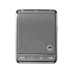 Amazon.com: Motorola Roadster 2 Wireless In-Car Speakerphone: Cell Phones & Accessories
