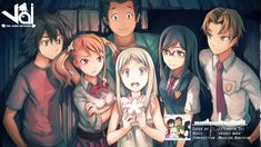 [AnoHana] Secret Base indonesia ver