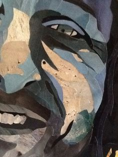 Collage 45x53 Adrien Brody
