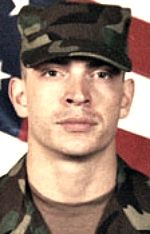 Army SPC Roy Russell Buckley, 24, of Portage, Indiana. Died April 22, 2003, serving during Operation Iraqi Freedom. Assigned to 685th Transportation Company, U.S. Army Reserve, Hobart, Indiana. Died of injuries sustained in a non-combat related incident when he fell from a truck traveling in a convoy. The incident was placed under investigation.