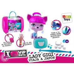 Juguete VIP PETS LADY GIGI VIAJA A JAPON Precio 18,91€ en IguMagazine #juguetesbaratos