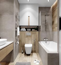 Extra concerning the image here Cheap Bathroom Remodel Bathroom Layout, Modern Bathroom Design, Bathroom Interior Design, Toilette Design, Small Toilet Room, Small Bathroom, Bad Inspiration, Bathroom Inspiration, Cheap Bathroom Remodel