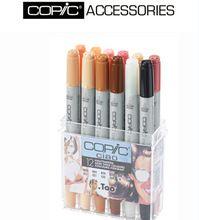 Artes Cor Pen Fine Point Marcadores de cor 12 cores pacote conjunto marcador pincel pintura caneta escolar canetinha hidrocor colorida(China (Mainland))