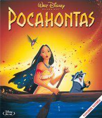 Disney Klassikko 33: Pocahontas (Blu-ray) 12,95€