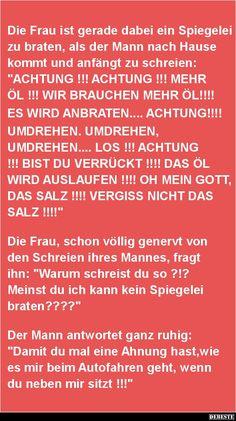 Besten Bilder, Videos und Sprüche und es kommen täglich neue lustige Facebook Bilder auf DEBESTE.DE. Hier werden täglich Witze und Sprüche gepostet! Tabu, German Language, Live Laugh Love, True Stories, Funny Jokes, Clever, Funny Pictures, Lol, Shit Happens