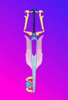 Guardian Angel (Cadence+Shining Armor Keyblade) by aniamalman on DeviantArt Kingdom Hearts Keyblade, Disney Kingdom Hearts, Mlp Cutie Marks, Mlp Pony, Star Vs The Forces Of Evil, My Little Pony Friendship, Force Of Evil, Equestria Girls, Inventions